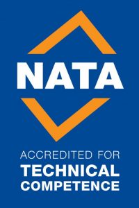 NATA ISO 17025 Accreditation